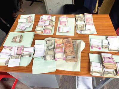 ACB raids Rajajinagar RTO, seizes over Rs 8L