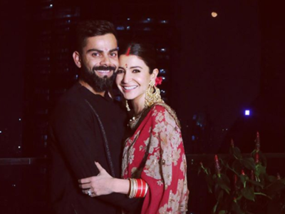 When Virat Kohli fell asleep during one of Anushka Sharma's shoots