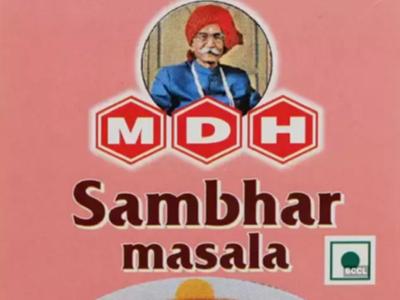 MDH Sambar Masala's lots recalled in US due to salmonella contamination