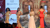 Times wedding bells fashion show