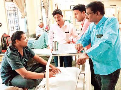 Asked for ticket, man assaults ticket checker at Ulhasnagar