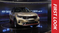 Kia Sonet: Made in India, designed for world