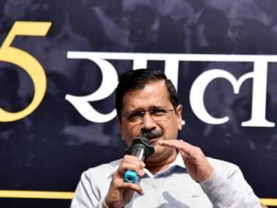 Delhi CM Arvind Kejriwal releases 'Kejriwal Ka Guarantee Card', promises 24x7 drinking water