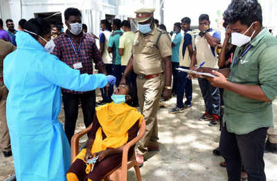 Tamil Nadu news live: New Covid-19 cases rise for 3rd day in state; CM unveils awareness campaign