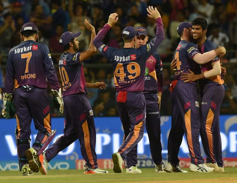 Rising Pune Supergiant's blazing journey to the finals