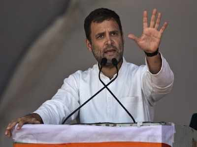 Minimum pay promise to be poll plank for Rahul