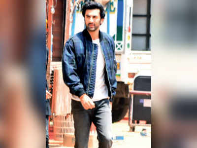 The show must go on for Ranbir Kapoor