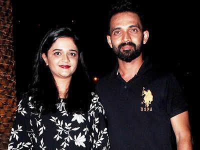 Ajinkya Rahane and Radhika to become proud parents