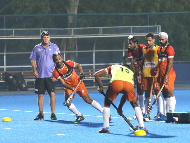 Hockey Hockey News Scores Results More On Times Of India