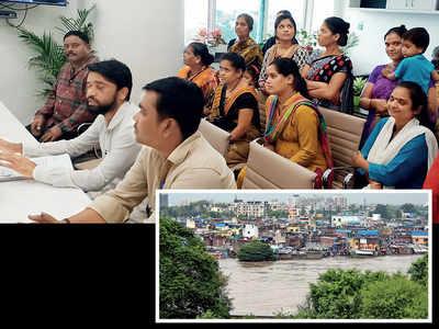 City's flood-affected demand compensation