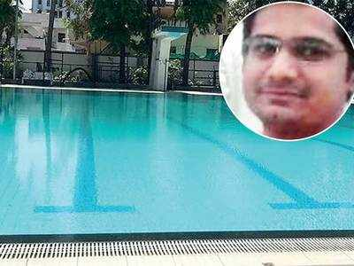 Swimming coach dies in AMC pool