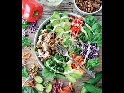 PLAN AHEAD: Eat your greens