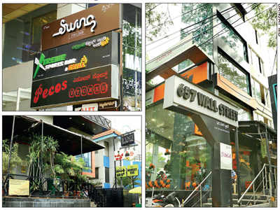 'Loud' Indiranagar pubs face the music