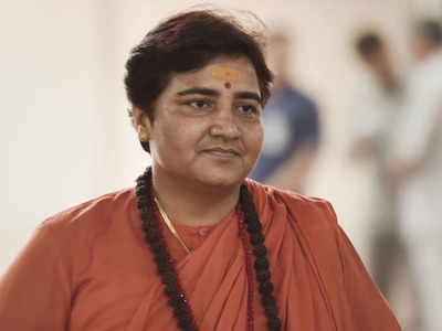 BJP MP Pragya Thakur re-admitted to AIIMS after breathing issue