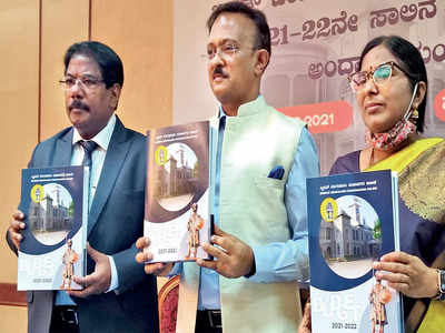 BBMP tables non-taxing Rs 9,287.81-crore budget