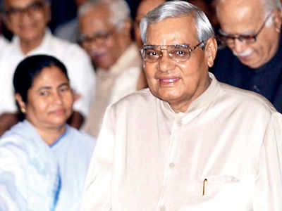 Vajpayee's plea for clean polls
