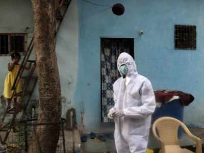 Mumbai records 1,167 Covid-19 cases; highest spike since December