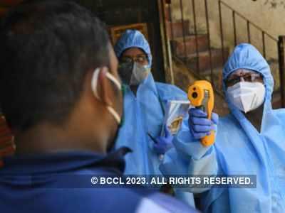 Mumbai: Dharavi reports 46 new coronavirus positive cases today; tally climbs to 962