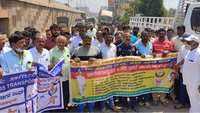 Karnataka: Transporters observe one-day token strike against fuel price hike