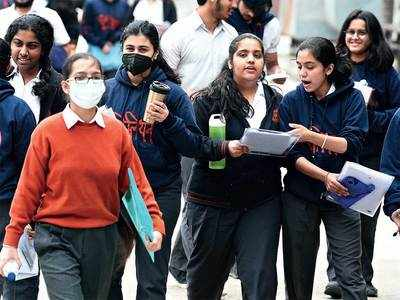 In these trying times, Class 10 students bring cheer to city