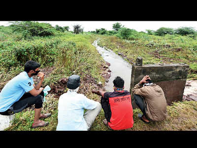 Three from Daund drown in flooded canal, 1 missing