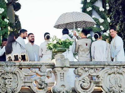 Ranveer Singh-Deepika Padukone are married