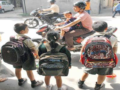 Parents, schools in class struggle