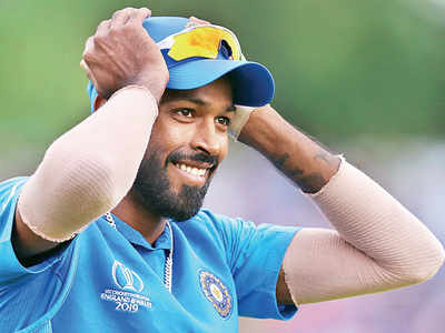 Pandya return delayed, replaced by Shankar in India A