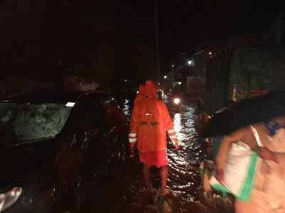 Mumbai Rains Updates: Landslide reported in Raigad's Kalai village