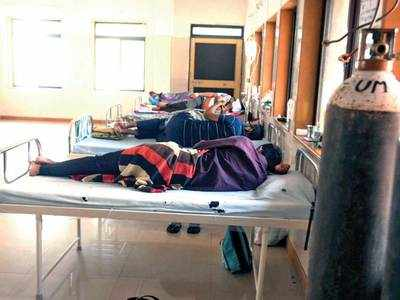 Permission for fresh COVID centres on hold
