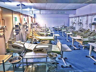 PMC's jumbo delay: Multi-crore facility at CoEP admitted barely 11 patients in first 4 days amid rising COVID cases