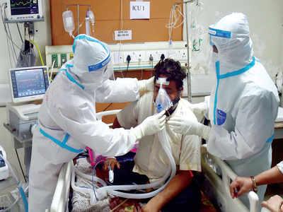 Covid spike is giving Mysuru doctors cold feet