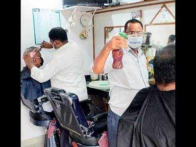 Salons in PCMC to reopen with rigid mandates in place