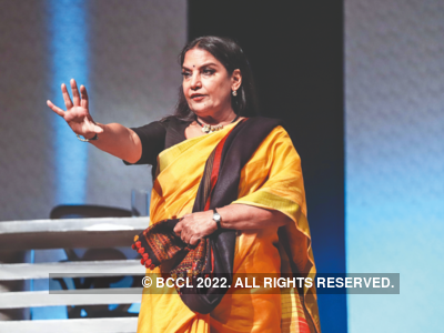 Shabana Azmi: There is need for freedom of expression in our country