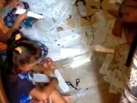 Ulhasnagar: Slum dwellers found packing COVID-19 swab sticks in unhygienic conditions