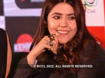 Ekta Kapoor makes a big disclosure, removes all her rings and gemstones