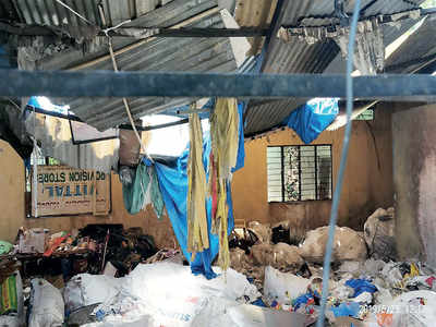 Dry waste collection centres to get a facelift