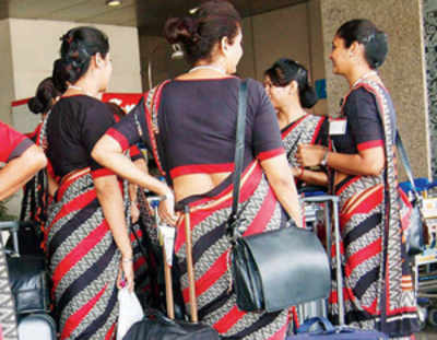 600 AI air hostesses unfit according to DGCA's new BMI rule