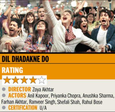 Film review: Dil Dhadakne Do