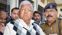 Fodder scam: Lalu Yadav granted bail