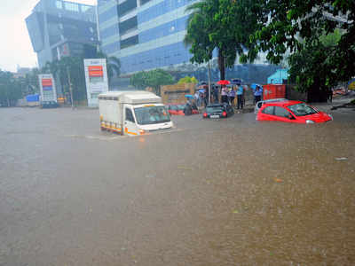 Kharghar floods: Govt ignored activists' warnings