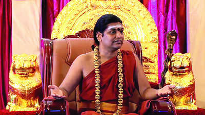 Nithyananda removes the controversial video blames 'anti-Hindu forces'