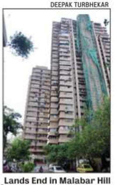Govt approves 13-storey tower for judges at Lands End
