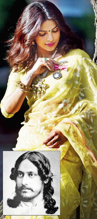 Priyanka Chopra to bring Rabindranath Tagore's love story to screen
