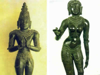 1,000-year-old stolen idols retrieved from city museum