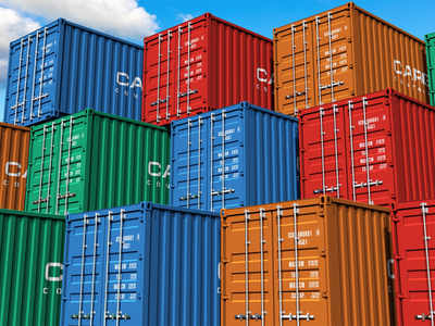 We are running short on shipping containers. And this is great news for India