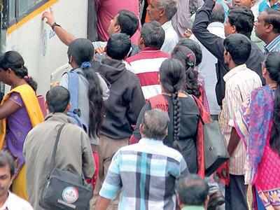 Oh seat! 60,571 'she-men' found in buses