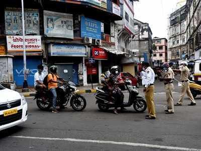 Mumbai traffic update: Long queue continues, nakabandi between Dahisar and Malad; 16,000 more vehicles seized