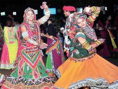 Rain likely to play spoilsport on first 3 days of Navratri