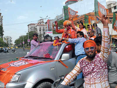 Ahmedabad remains with BJP for 9th time